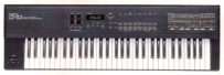 Synthesizer Roland D-10